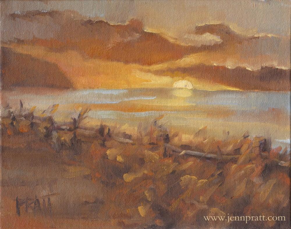 'Neskowin' - first landscape..ever..