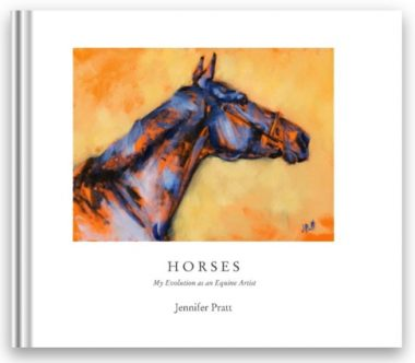 Equine Art book