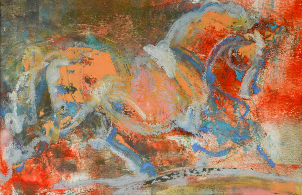 oil-cold-wax-equine-art