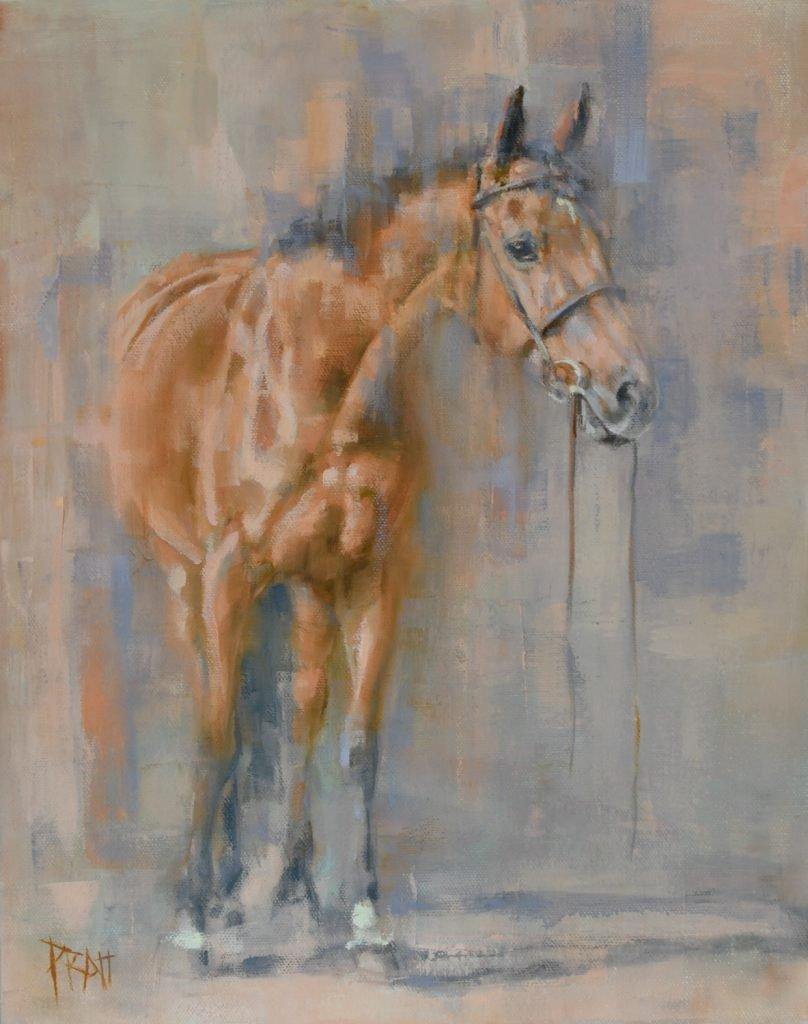 Splash-Painting-Horse