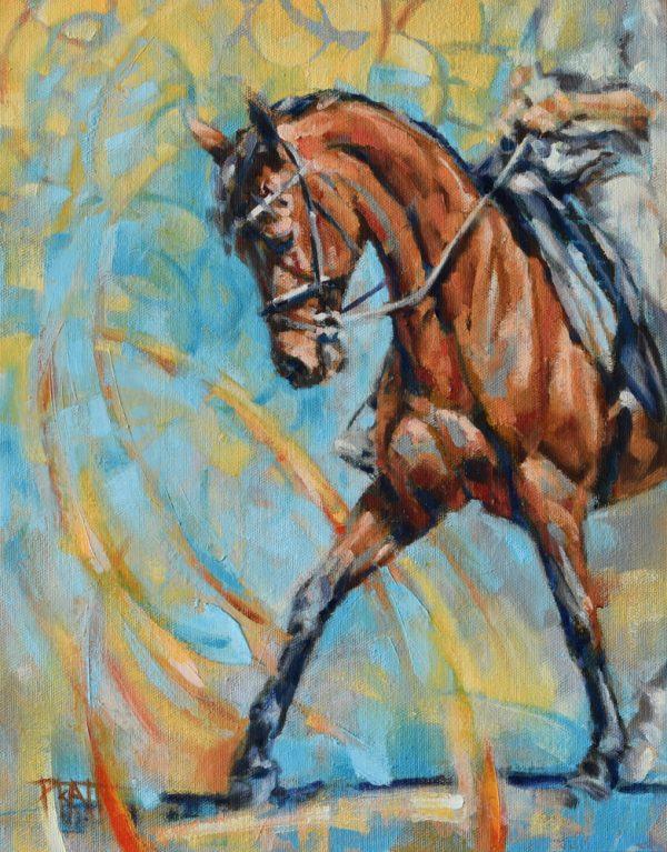 equine art, horses, jenniferpratt